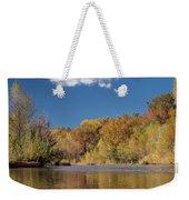 Oak Creek Reflection Weekender Tote Bag