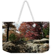 Oak Rock Weekender Tote Bag