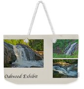 Oakwood Exhibit Weekender Tote Bag