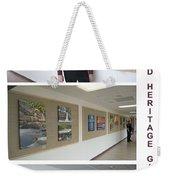Oakwood Heritage Gallery Exhibit Weekender Tote Bag