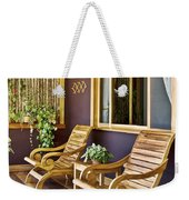 Oasis Of Calm Weekender Tote Bag