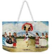 Oaxaca Dancers Weekender Tote Bag