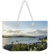 Oban Bay View Weekender Tote Bag