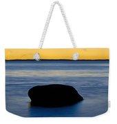 Ocean Boulder Weekender Tote Bag