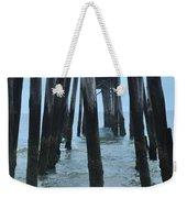 Ocean City 59th Street Pier Weekender Tote Bag