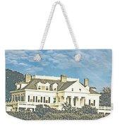 Ocean Drive Mansion Ri Weekender Tote Bag