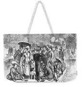 Ocean Grove Ferry, 1878 Weekender Tote Bag