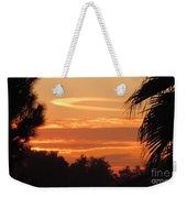 Ocean Of Heavenly Fire Weekender Tote Bag