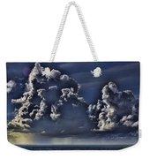 Ocean Rains Weekender Tote Bag