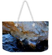 Shell Beach Ocean Tunnel Weekender Tote Bag