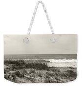 Ocean Wave View Weekender Tote Bag