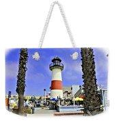 Oceanside Lighthouse Weekender Tote Bag