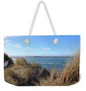 Beach Oceanview Weekender Tote Bag