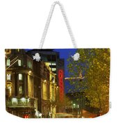 Oconnell Street Bridge, Dublin, Co Weekender Tote Bag