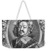 Octavio Piccolomini Weekender Tote Bag