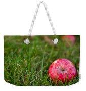 October Apple Weekender Tote Bag