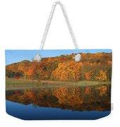October Scene Weekender Tote Bag