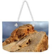 Of Light And Stone Weekender Tote Bag