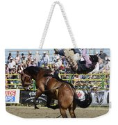 Rodeo Off In A Flash Weekender Tote Bag