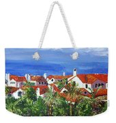 Off The Coast Weekender Tote Bag