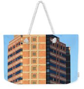 Office Building Weekender Tote Bag