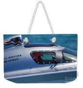 Offshore Racer Cockpit Weekender Tote Bag