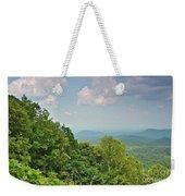 Oh Beautiful For Spacious Skies Weekender Tote Bag