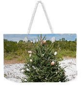 Oh Christmas Tree Florida Style Weekender Tote Bag