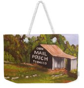 Ohio Mail Pouch Barn Weekender Tote Bag