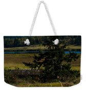 Ohop Valley Rainier Weekender Tote Bag