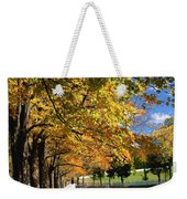 Oh..what A Beautiful Morning Weekender Tote Bag