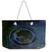 Oily Drop Weekender Tote Bag