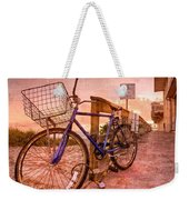 Ol' Bike Weekender Tote Bag