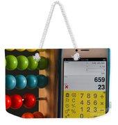 Old & New Ways Of Math Weekender Tote Bag