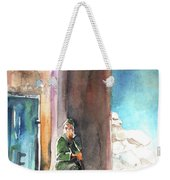 Old And Lonely In Morocco 02 Weekender Tote Bag