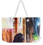 Old And Lonely In Morocco 03 Weekender Tote Bag