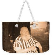 Old And New Veterans Weekender Tote Bag