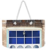 Old And New With Same View Weekender Tote Bag