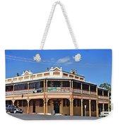Old Aussie Pub Weekender Tote Bag