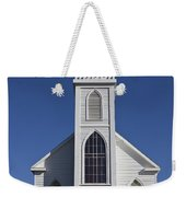 Old Bodega Church Weekender Tote Bag
