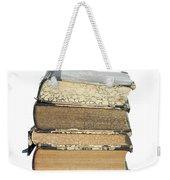 Old Books Weekender Tote Bag