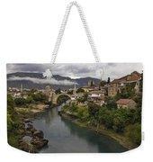 Old Bridge Of Mostar Weekender Tote Bag