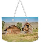 Old Building Woodruff Utah Weekender Tote Bag