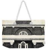 Old Church In Boston Weekender Tote Bag