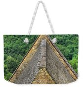 Old Church View Dordogne France Weekender Tote Bag