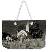 Old Church Yard Weekender Tote Bag