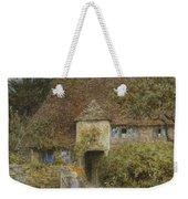 Old Cottage Witley Weekender Tote Bag