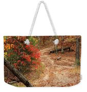 Old Country Road In Shannon County Weekender Tote Bag