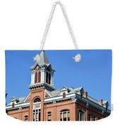 Old Courthouse Powhatan Arkansas 1 Weekender Tote Bag