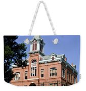 Old Courthouse Powhatten Weekender Tote Bag
